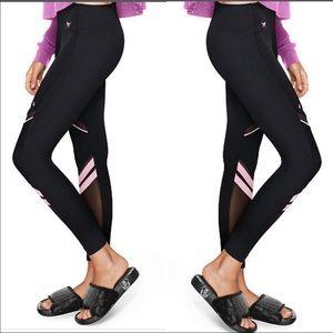 VS PINK Ultimate Colorblock Fleece lined Leggings